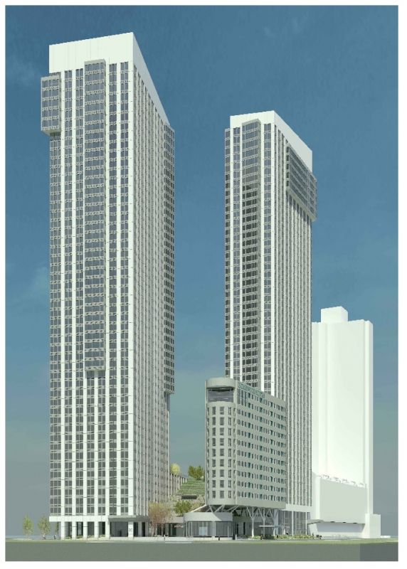 Our Project 70 80 90 Columbus Tower Jersey City Nj